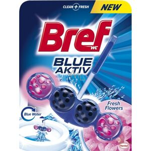 Bref Blue Aktiv Fresh Flower WC Blok 50g