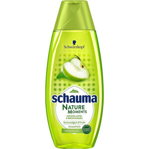 Schauma Nature Moments Zelené jablko 400ml