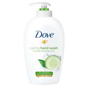Dove tekuté mydlo Cucumber & Green Tea 250ml