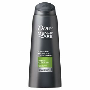 DOVE Men+Care  Fresh Clean 2in1 šampon a kondicionér 250 ml