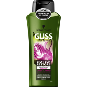 Gliss Kur Bio-Tech Restore šampón 400ml