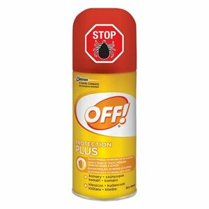 OFF! OFF! Protection Plus sprej 100 ml
