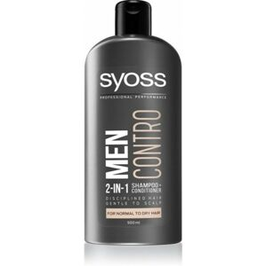 Syoss Men Control 2in1 šampón a kondicionér 500ml
