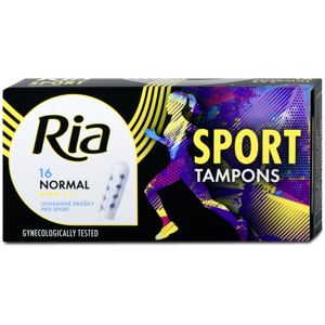 Ria Tampóny Sport Normal 16ks
