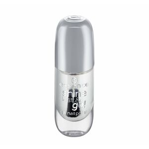 Essence Shine Last & Go! lak na nechty 01 Absolute Pure 8ml