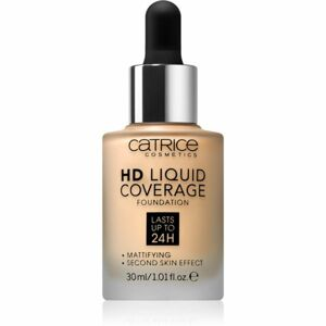 Catrice HD Liquid Coverage Make up 036 Hazelnut Beige 30ml
