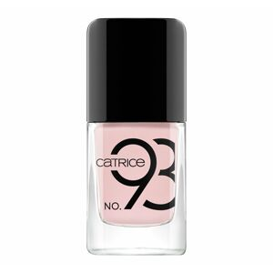 Catrice Iconails lak na nechty s gélovým efektom 93 So many polish, so little nails 10,5ml