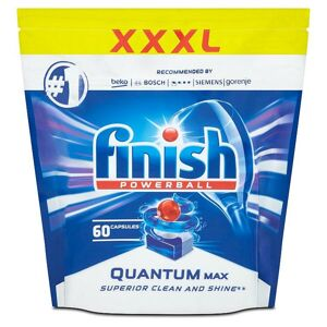 Finish - Calgonit Finish Powerball Quantum Max tablety do umývačky riadu 60ks