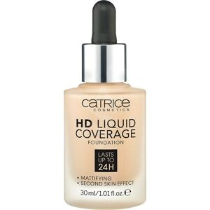 Catrice HD Liquid Coverage Make up 030 Sand Beige 30ml