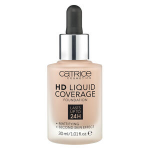 Catrice HD Liquid Coverage Make up 040 Warm Beige 30ml