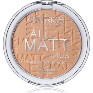 Catrice All Matt Plus kompaktný púder s matným efektom 028 Honey Beige 10g