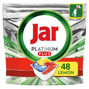 Jar Platinum Plus All in One kapsule do umývačky riadu 48ks