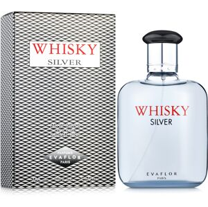 Evaflor Paris Whisky Silver EDT 100ml