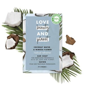 Love Beauty and Planet Love Beauty & Planet Radical Refresher mydlo 100 g