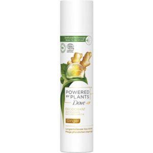 Dove Natur Powered by Plants Ginger deodorant 75ml