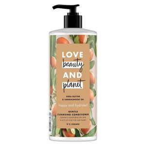 Love Beauty And Planet Cleansing Conditioner Shea Butter & Sandalwood 500 ml