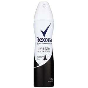 Rexona Invisible Black & White deodorant 150ml
