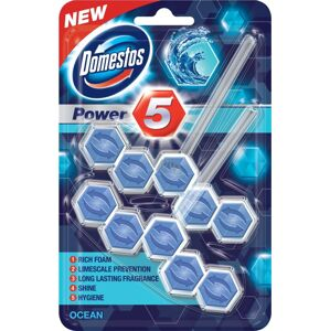 Domestos Power 5 Ocean 2x55g