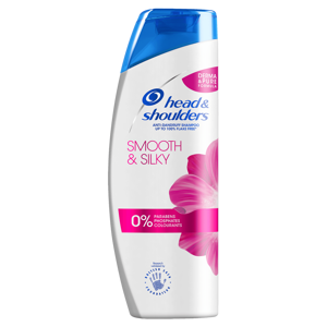 Head & Shoulders Smooth and Silky šampón 400ml